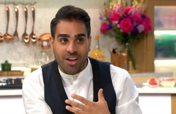 This Morning's Dr Ranj admits Strictly training is 'shock to the system'