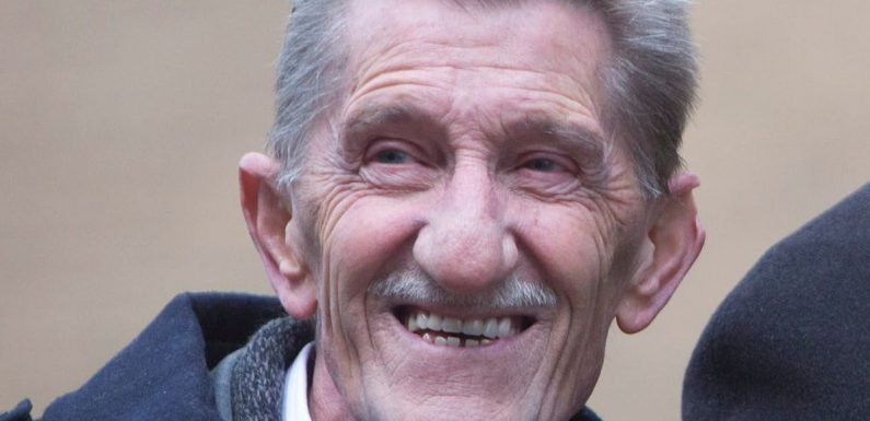 Why Barry Chuckle's funeral was held in a huge football stadium