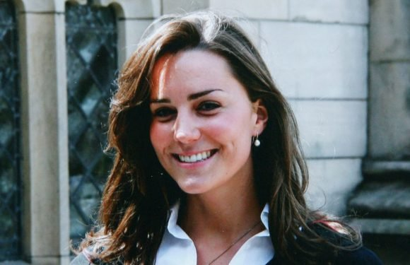 Kate Middleton's awkward reaction when she first laid eyes on Prince William