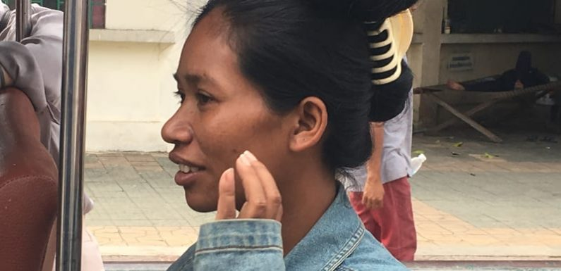 'A good man':  Australian filmmaker's adopted Cambodian daughter says he is not a spy