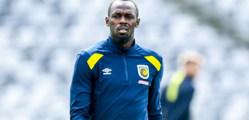 Bolt admits to nerves ahead of first Mariners match