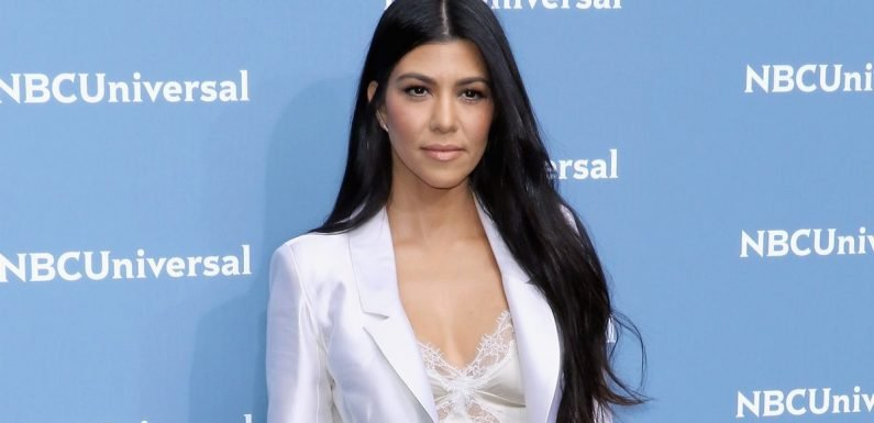 12 Times Kourtney Kardashian Taught Us All How to Wear a Pantsuit