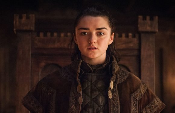 Maisie Williams reveals the Game of Thrones prop she's keeping
