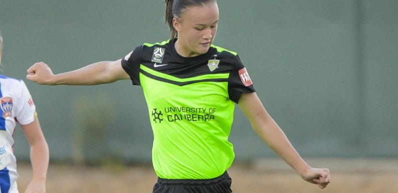 Canberra United moves training base from AIS to University of Canberra