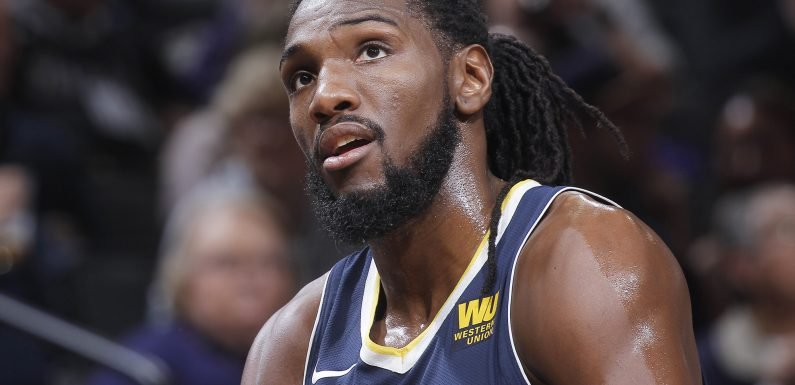 Nets' Kenneth Faried arrested for marijuana possession