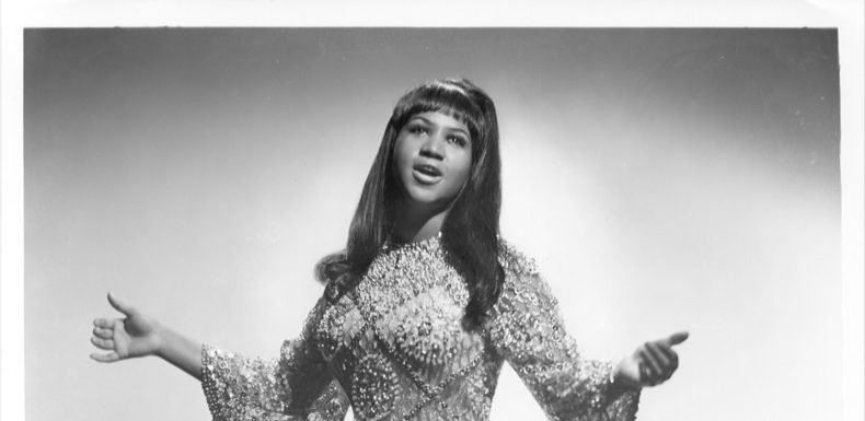 R.I.P. Aretha Franklin, Who Had Style to Match Her Soul