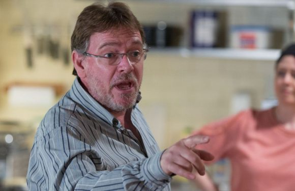 EastEnders' Ian Beale throws Kathy out after realising her romance with Masood