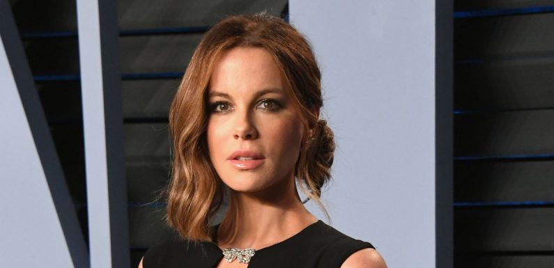 Kathy Griffin challenges pal Kate Beckinsale to a bikini-off – and it's so good