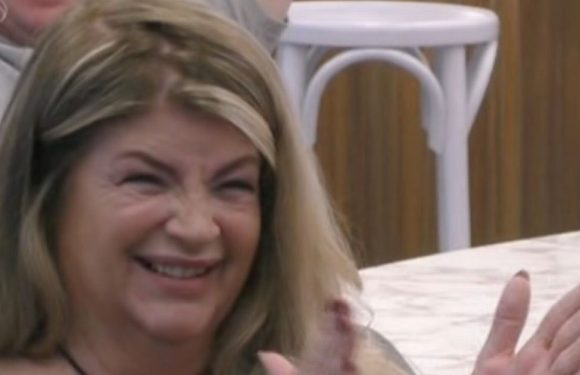 CBB's Kirstie tells Dan to 'show us your d***' as he 'fascinates' the Public Eye