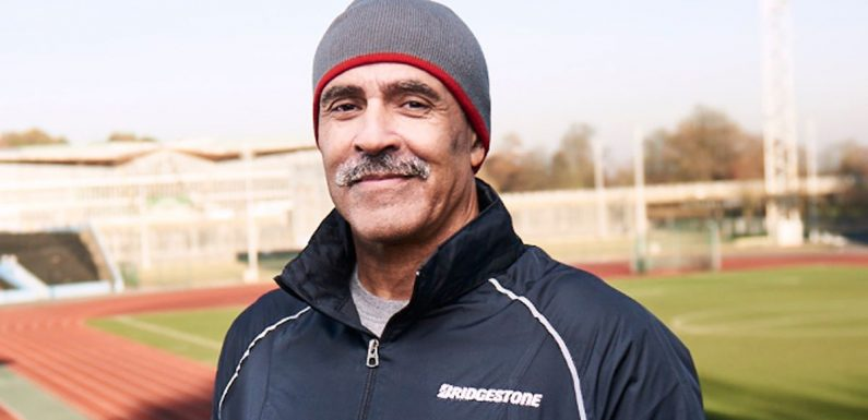 Olympian Daley Thompson looking for love at 60 after splitting from partner