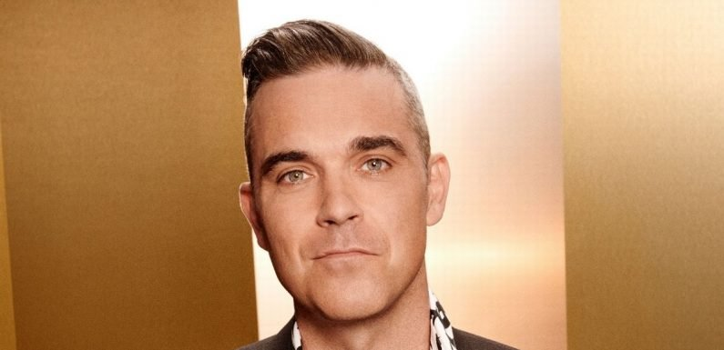 Robbie Williams says being an X Factor judge is most fun he's ever had