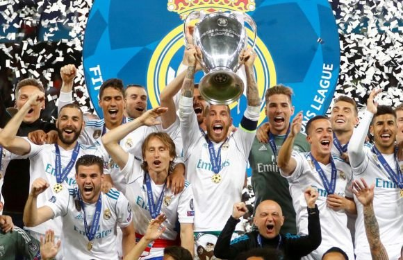 Real Madrid Champions League group opponents in focus