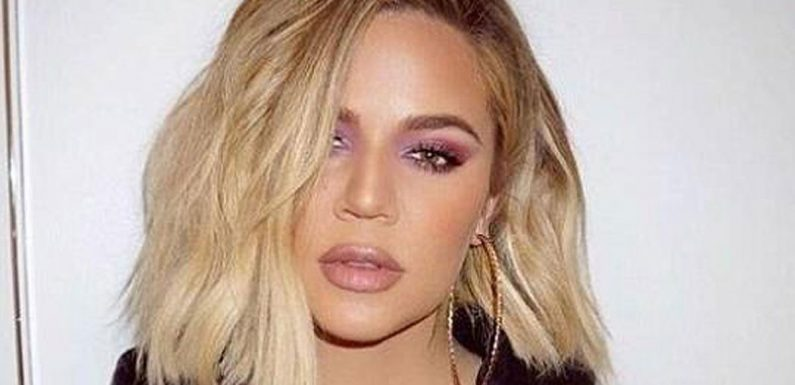 Khloe Kardashian's shares sweet photo of niece Penelope taking pictures of True