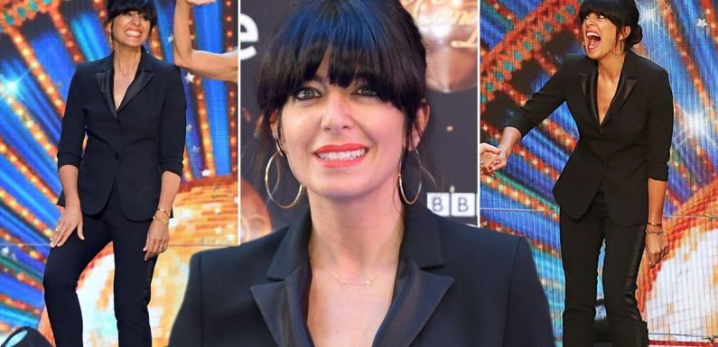 Secret of Claudia Winkleman's stylish Strictly launch outfit