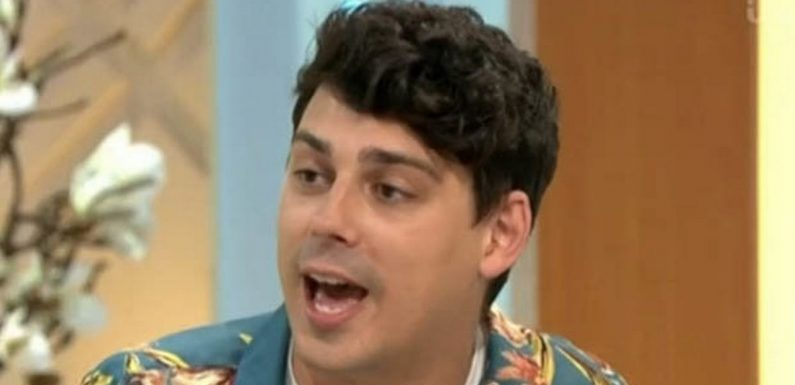 Xtra Factor's Matt Richardson makes x-rated erotic confession about Harry Styles