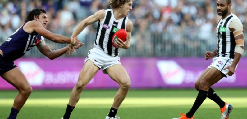 Magpies learn plenty from Optus Stadium foray