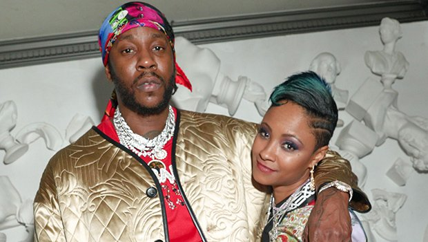 2 Chainz Marries Kesha Ward In The Most Extra Wedding Ever — Watch The Bengal Tiger Used In Ceremony