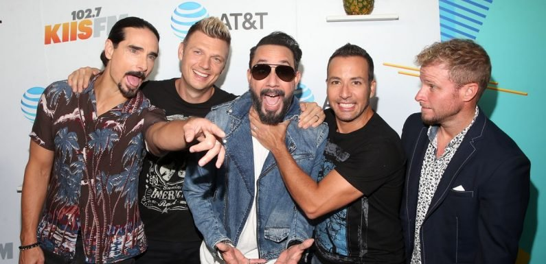 Backstreet Boys fans injured while queuing for concert in Oklahoma