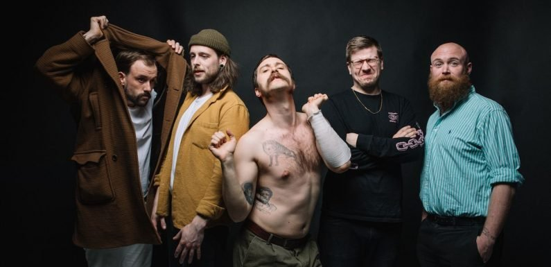 How IDLES Used Punk Rock To Fight Through Grief