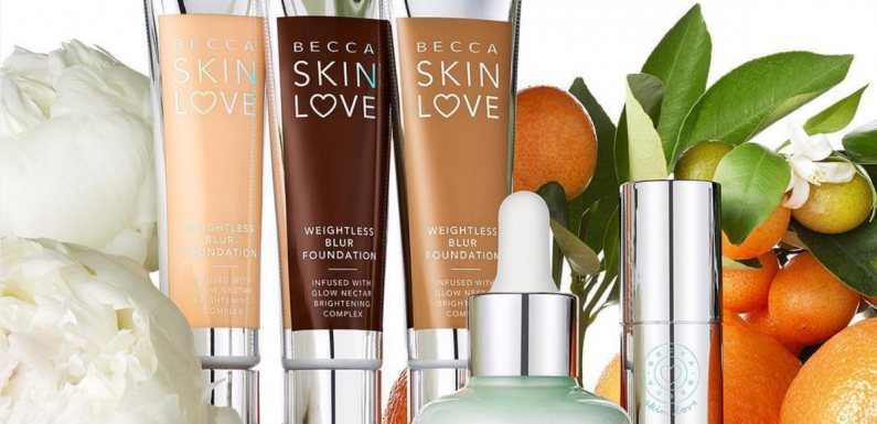 BECCA Cosmetics Has Responded To Accusations Of Photoshopping A Model's Hand To Be Darker
