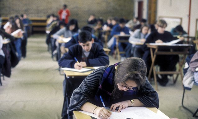 GCSE and A-Level results will show boys get better grades than girls