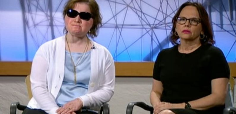 Furious viewers switch off over 'awkward' GMB chat with face transplant girl