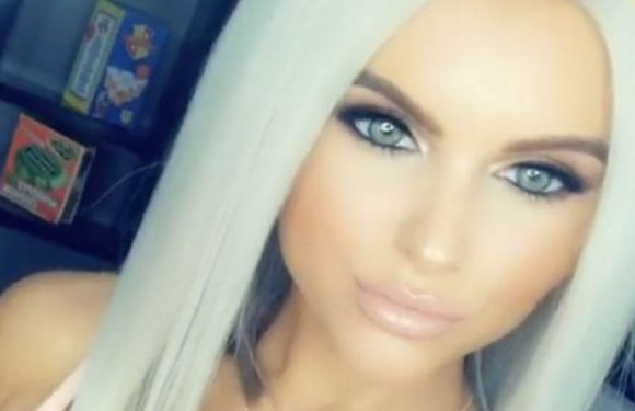 Love Island's Hayley Hughes looks totally different with platinum blonde bob