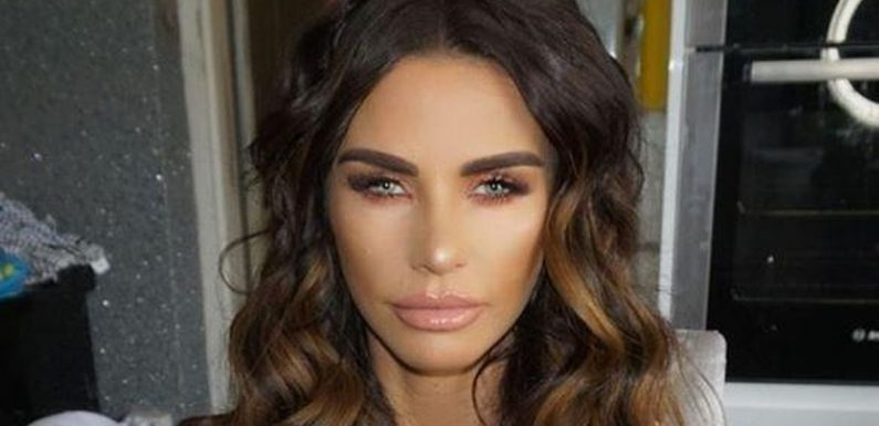 Katie Price 'dropped by her glam squad' after 'not paying them on time'