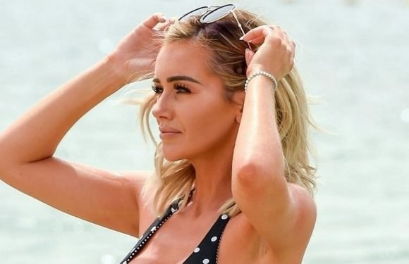 Love Island's Laura takes lonely solo holiday as Paul fuels fresh split rumours