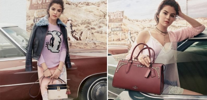 5bc3dae8023d How Much Are The Coach x Selena Gomez Bags  The Collab Is Epic ...