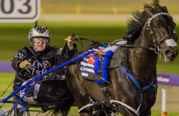 Lazarus eyes world record after Canadian Derby