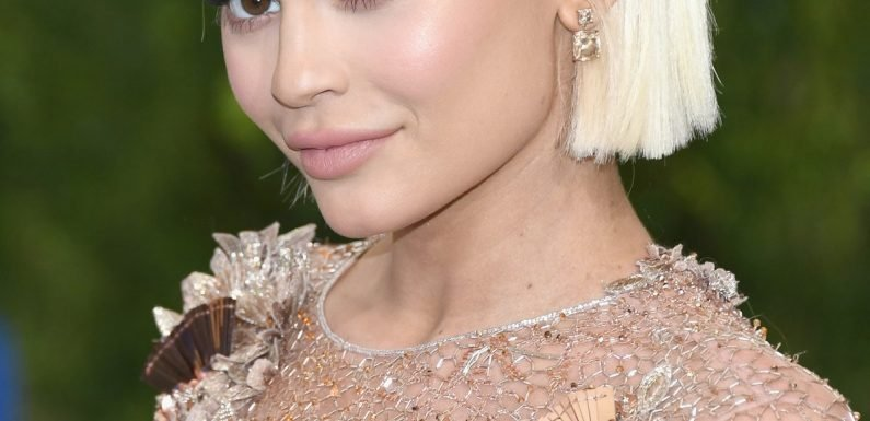 Kylie Jenner Totally Just Wore Gym Shorts On The Cover Of 'Vogue'