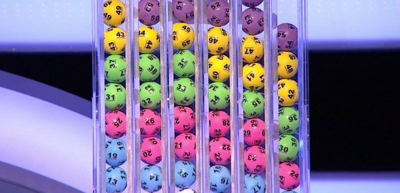 Wednesday's winning Lotto numbers for £5million jackpot