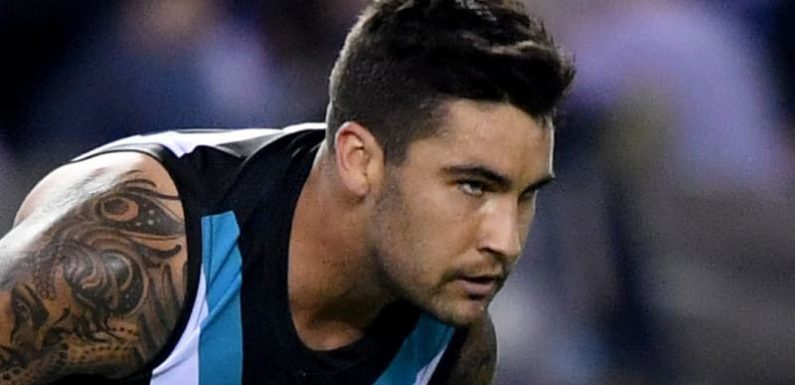 Port Adelaide brace to lose Polec but not Wingard