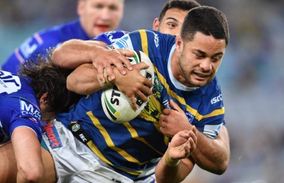 Parramatta show hand as off-contract Hayne contemplates future