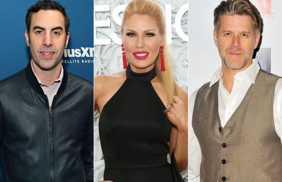 Real Housewives' Gretchen Rossi 'Honored' to Be Pranked by Sacha Baron Cohen on Who Is America?