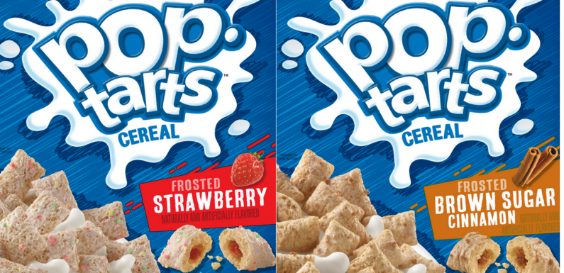 Pop-Tarts Cereal Is Coming Back For The '90s Throwback Breakfast Of Your Dreams