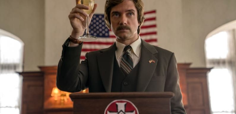 Topher Grace's mission to reinvent takes a quantum leap with BlacKkKlansman