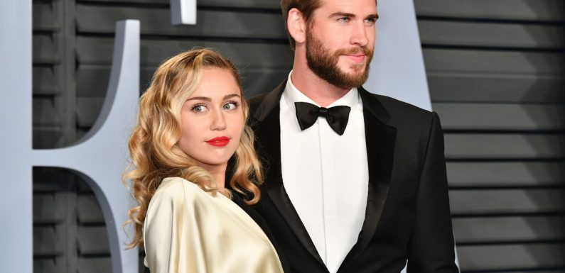 This Video Of Liam Hemsworth Scaring Miley Cyrus While Driving Together Is Too Cute