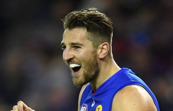 Bulldog Bontempelli set to re-sign 'sooner rather than later'