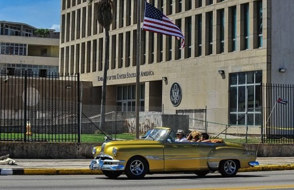 'Sonic weapon' attacks on US diplomats in Cuba  are radiation
