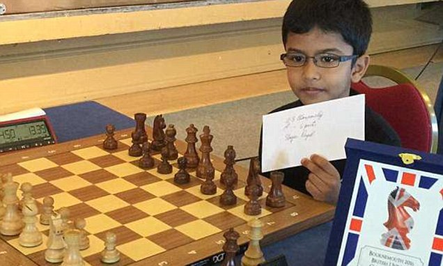 Chess prodigy's family can apply for new visa to stay in the UK