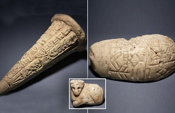 British Museum to return 5,000-year-old Iraqi artefacts looted in 2003