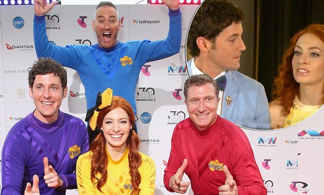 The Wiggles introduce a new member after  Emma and Lachlan's split