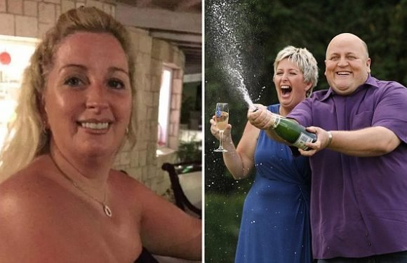 New husband of £148million lottery winner 'is a convicted conman'