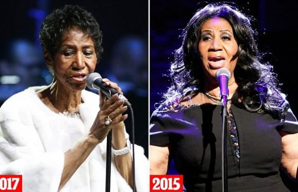 Aretha Franklin is receiving hospice care for cancer at Detroit home