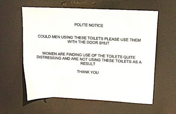 Female Home Office staff refuse to use £36,000 gender-neutral toilets