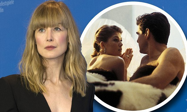 Rosamund Pike reveals she refused to strip off for James Bond audition