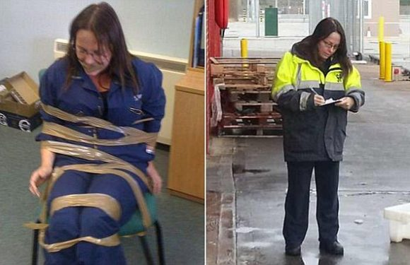 Woman 'tied her to a chair and gagged' loses her employment tribunal