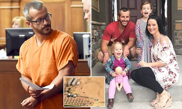 Father 'stuffed daughters' bodies in oil tanks so they wouldn't smell